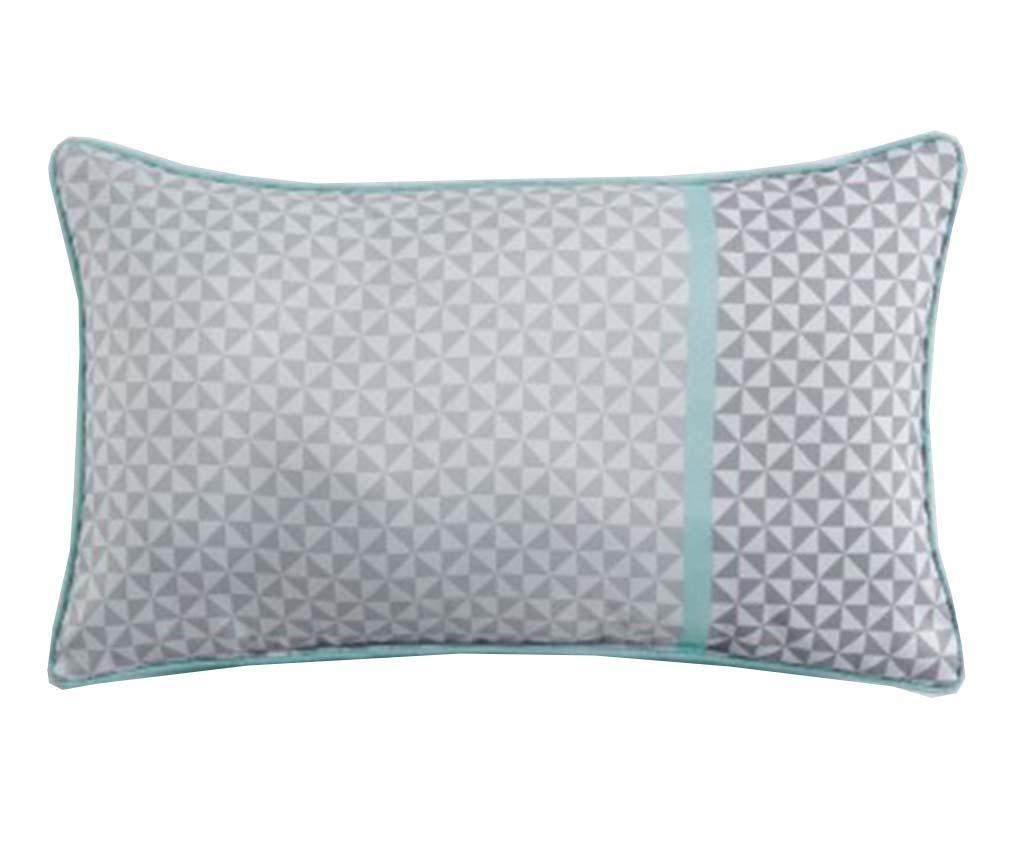Ukrasni jastuk Matik Mint Line 30x50 cm