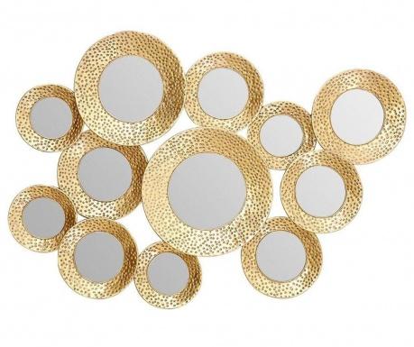 Dekoracja z lustrem Marcia Point Gold
