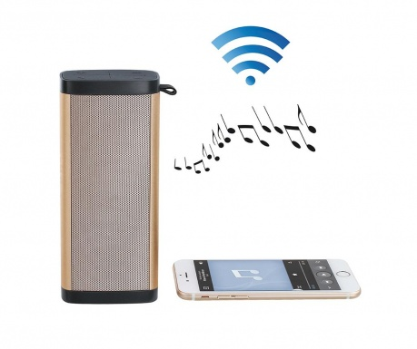 Prijenosni zvučnik s Bluetoothom Iseul Gold