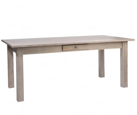 Aspen Natural Kihúzható asztal