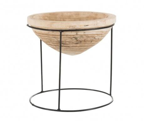 Ukrasna zdjela s držačem Benson Round