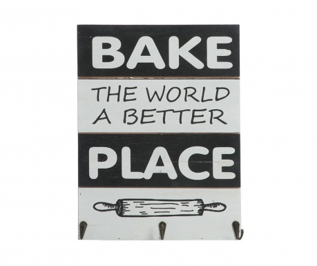 Zidni ukras Bake the World a Better Place