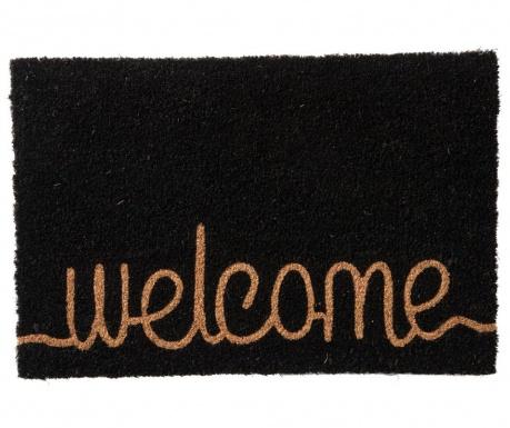 Otirač Welcome Black 40x60 cm
