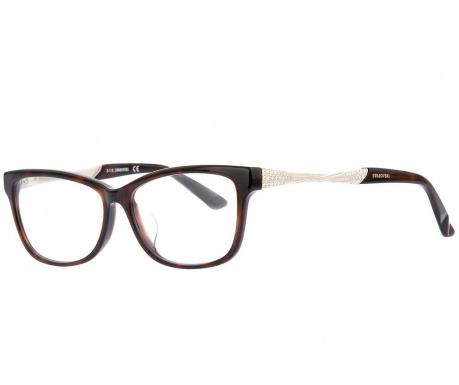 Swarovski Havana Női szemüvegkeret