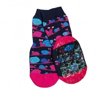 Чорапи с нехлъзгаща се подметка Snails