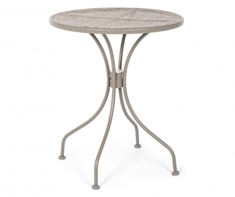 Venkovní stůl Elwin Taupe