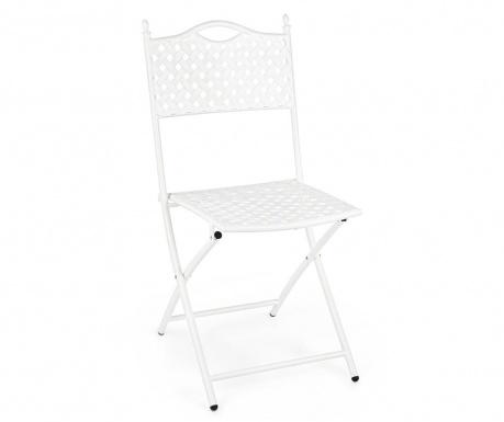 Składane krzesło zewnętrzne Jenny White