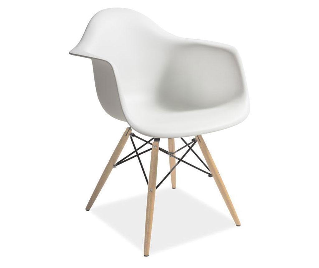 Židle Delight White