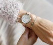Ženski ručni sat Emily Westwood Century Classic Cream