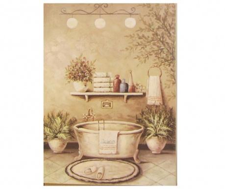 Chane  Romantic Bath Kép 30x40 cm