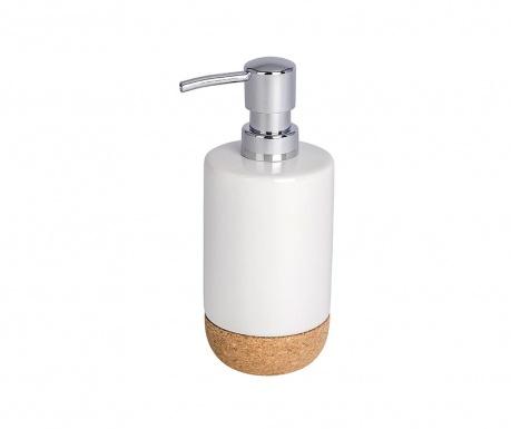 Dávkovač tekutého mýdla Corc White 360 ml