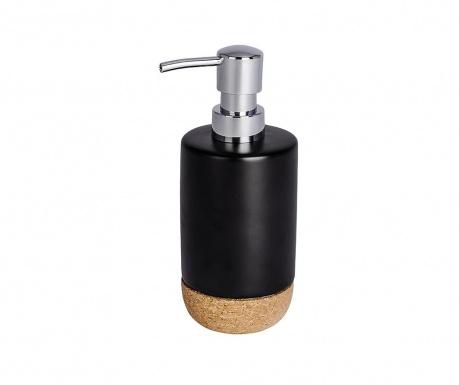 Dávkovač tekutého mýdla Corc Black 360 ml