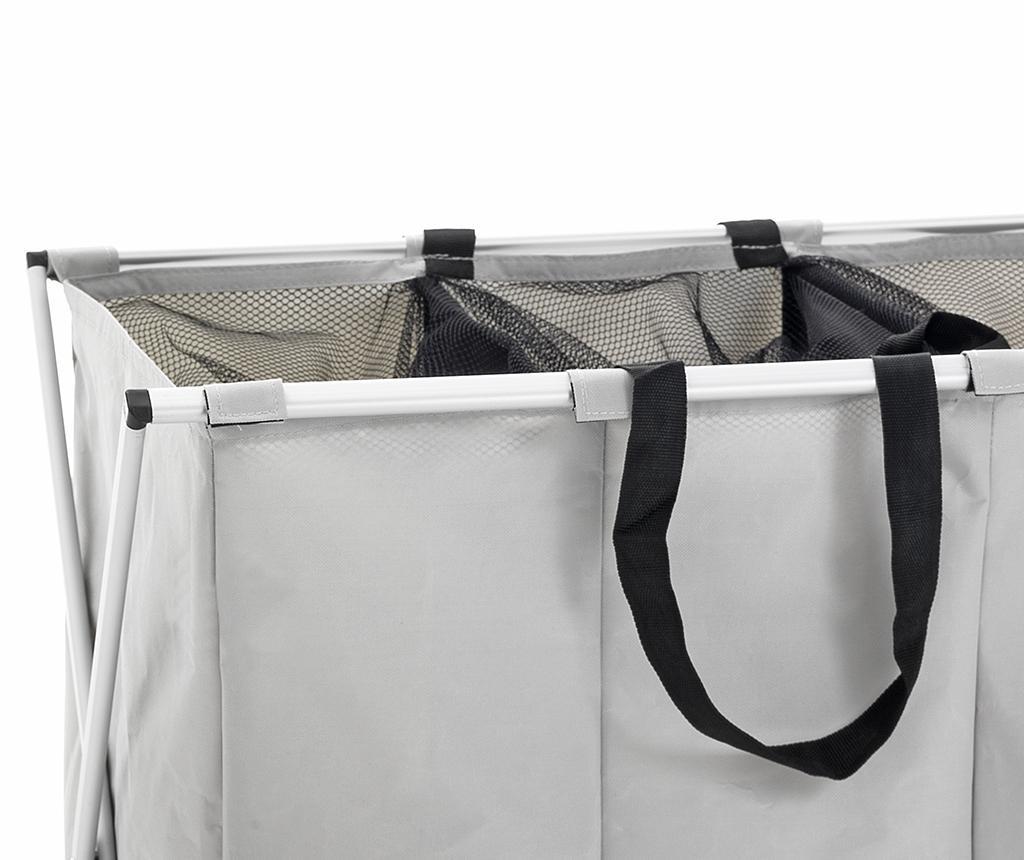 Skládací koš na prádlo Laundry 3X