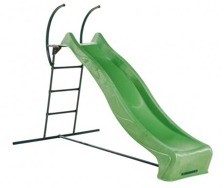 Tobogan Green Slide