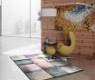 Pinky Squares Szőnyeg 140x200 cm