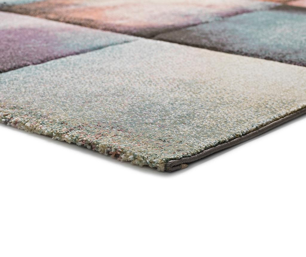 Pinky Squares Szőnyeg 60x120 cm