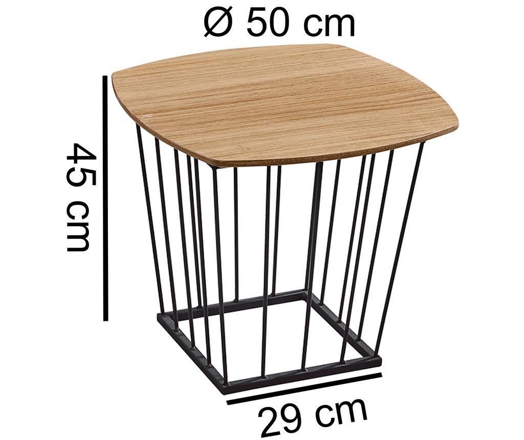 Stolić za kavu Mira