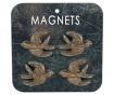 Set 4 magnetov Swallow