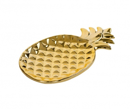Ukrasni pladanj Pineapple S