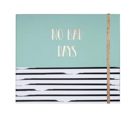 Седмичен органайзер No Bad Days
