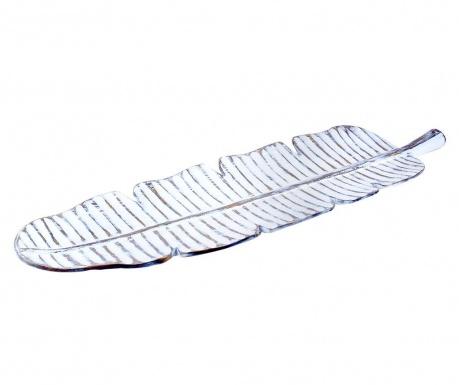 Dekoračný podnos Magan Leaf