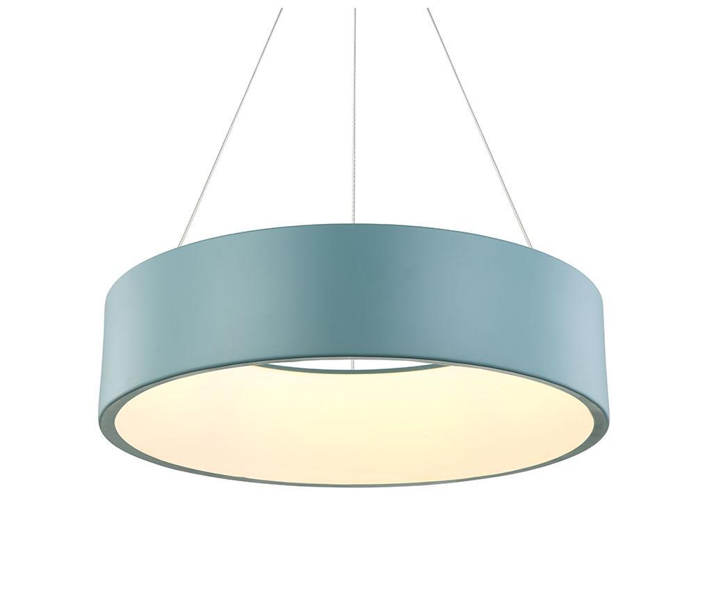 Light Prestige Lustra Malaga Grey Albastru