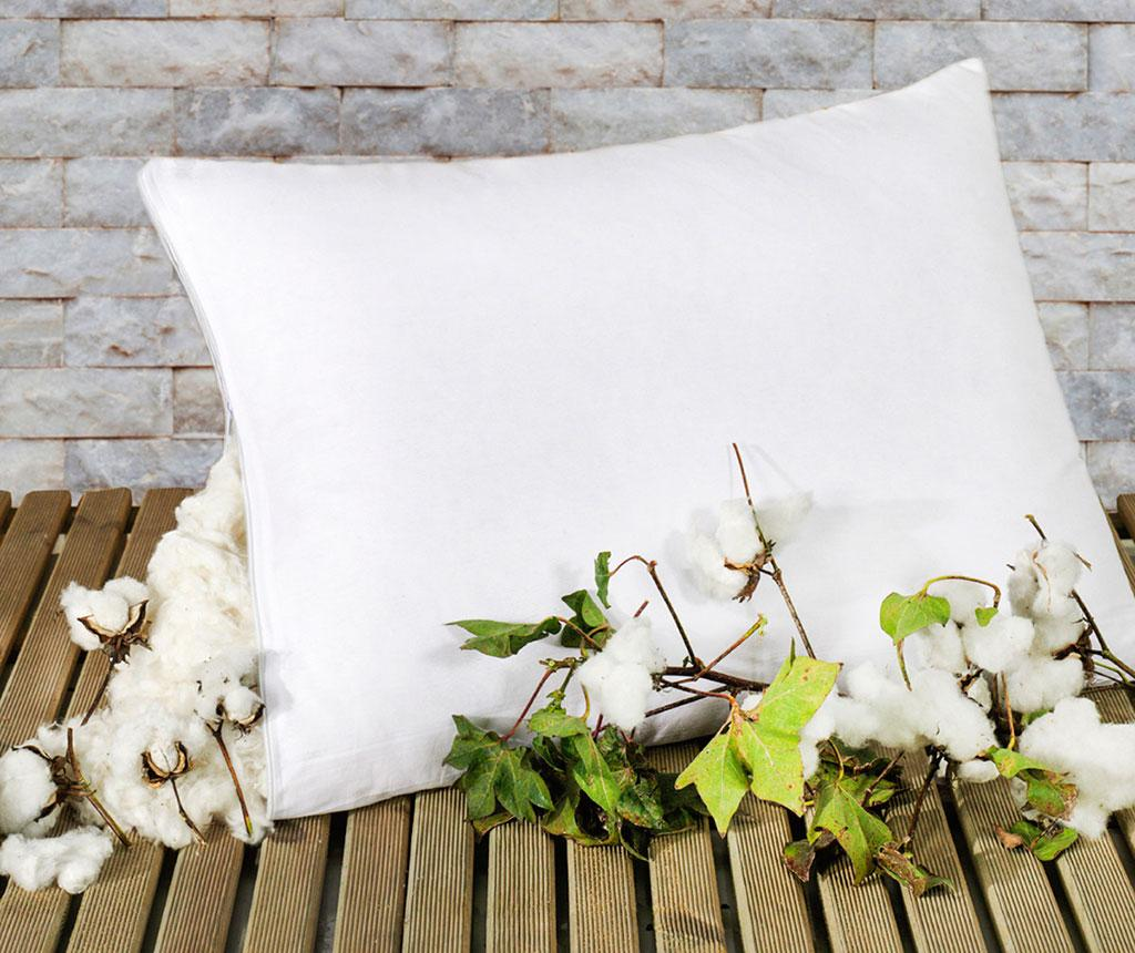 Perna Pamuk White 50x70 cm - EnLora Home, Alb de la EnLora Home