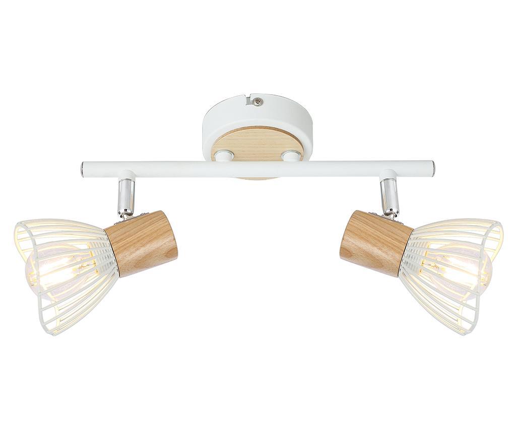 Lustra Drew White Onda Two - Candellux Lighting, Alb