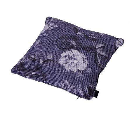 Okrasna blazina Denim Flower Blue 50x50 cm