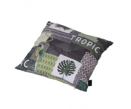 Okrasna blazina Tropic Green 50x50 cm