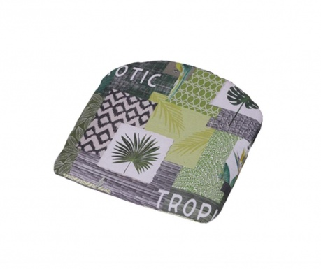 Sedežna blazina Tropic Green 46x48 cm