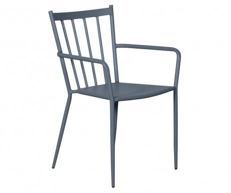 Vrtni stol Danis Blue