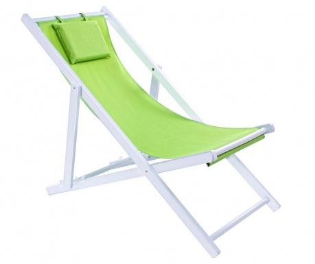 Składane krzesło ogrodowe Sun Green
