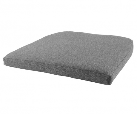 Sedežna blazina Nine Grey 48x48 cm