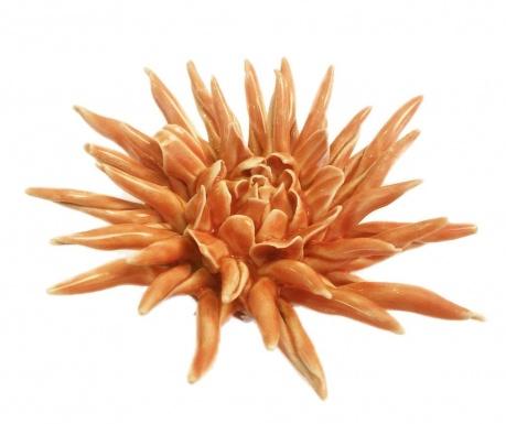 Decoratiune Daisy Orange