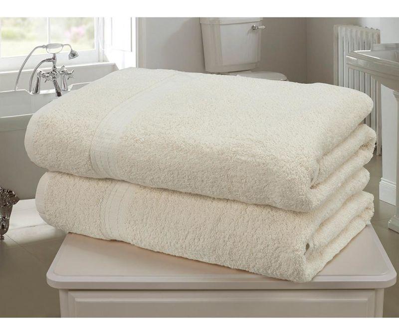 Sada 2 ručníků Royal Kensington Cream 90x140 cm