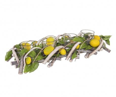 Świecznik Lemons Four