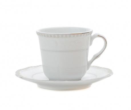 Сервиз 12 чашки и 12 чинийки Platys