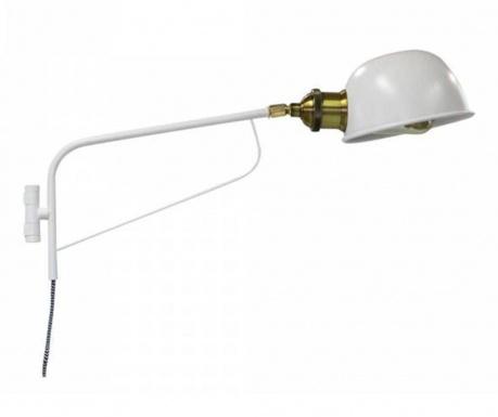 Zidna svjetiljka Hamlet White