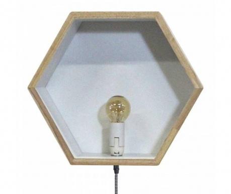 Zidna svjetiljka Abacus White Mat