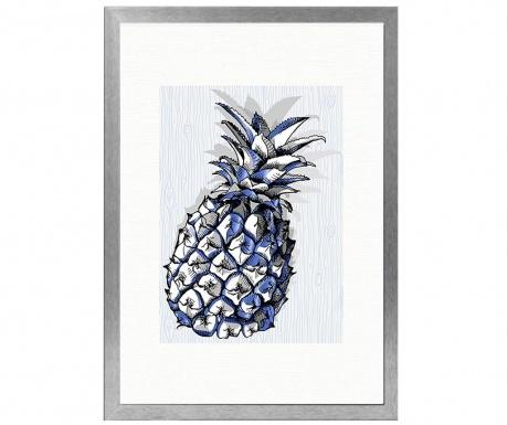 Obraz Pineapple 24x29 cm