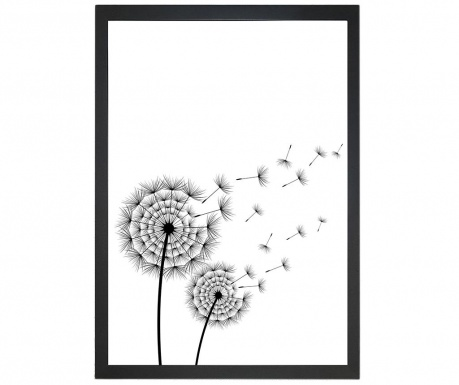 Картина Blowing Dandelion 24x29 см