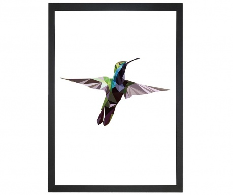Картина Geometric Flight 24x29 см