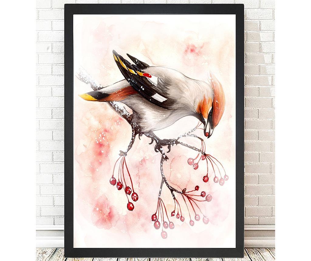 Slika Brielle Birdy 24x29 cm