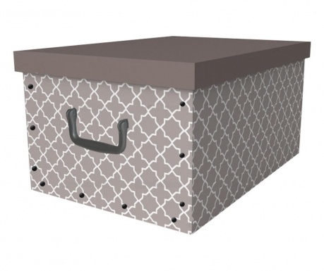 Shranjevalna škatla s pokrovom Madison