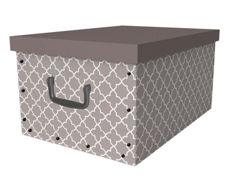 Cutie cu capac pentru depozitare Madison