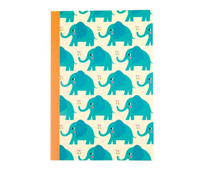 A5 beležnica Elvis the Elephant