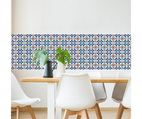 Zestaw 12 naklejek Marrakech Tiles