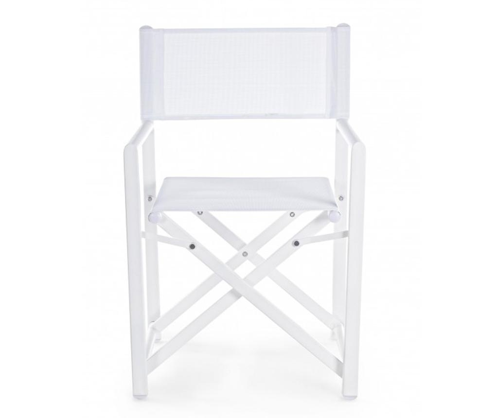 Сгъваем стол за екстериор Taylor White