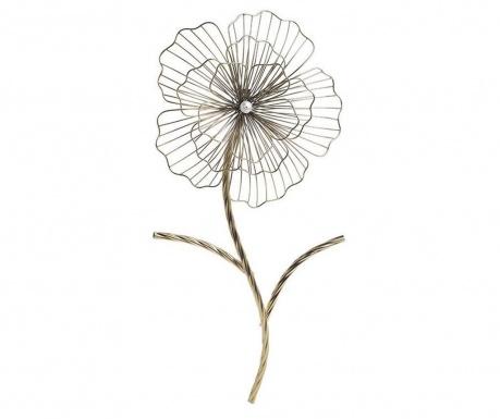 Decoratiune de perete Single Flower